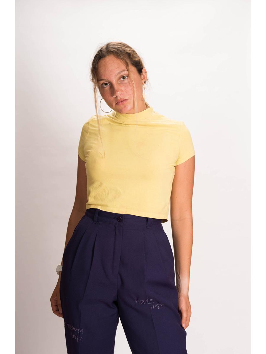 Everything Vintage Purple Pant
