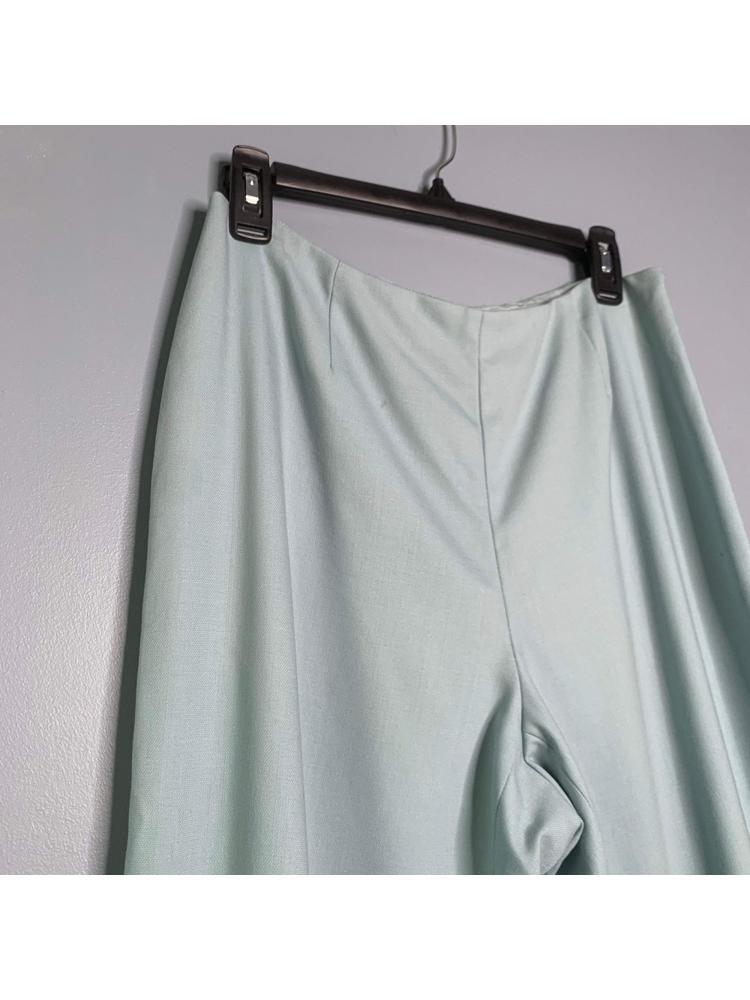 Light Green Pants