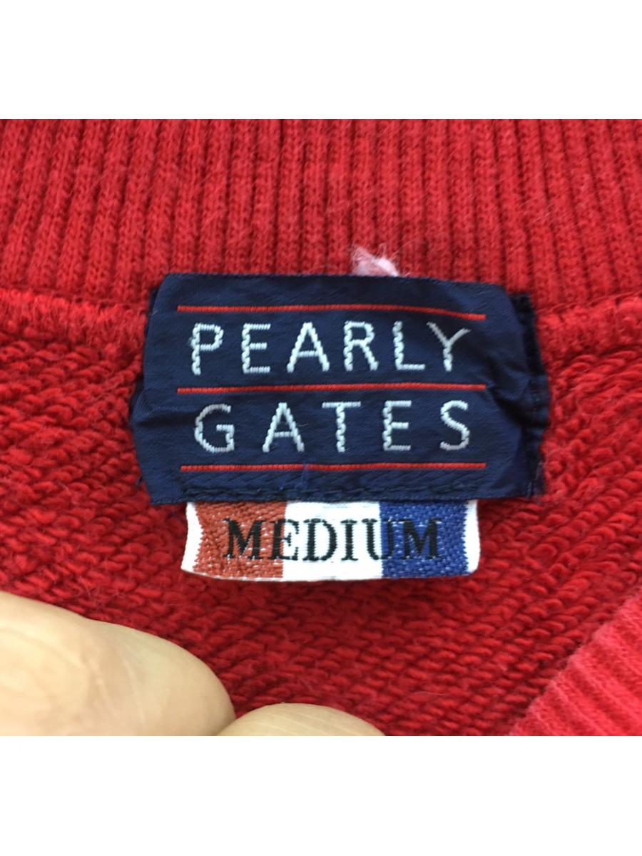 Pearly Gates Sweatshirt Vintage Biglogo Spellout Pullover Jumper Crewneck
