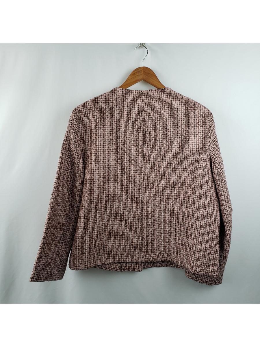 Nikki Vintage Tweed 4 Button Blazer Womens Sz 16P