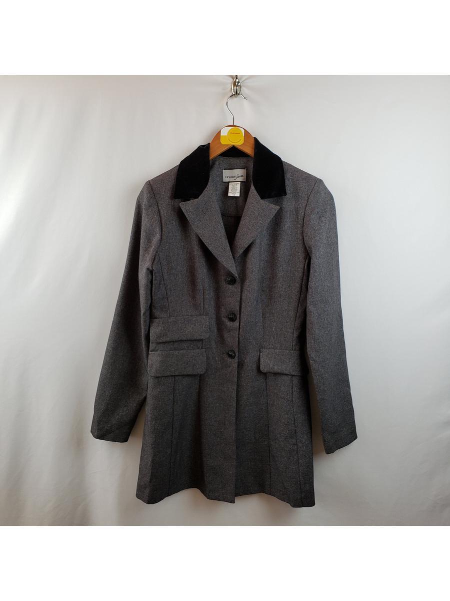 Breaking Loose Blazer Suit Jacket Womens Sz 3/4 3