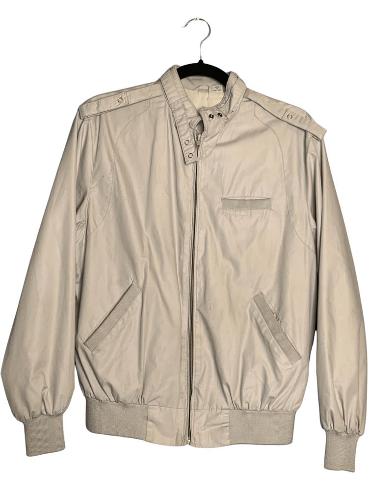Gray Members Only Jacket