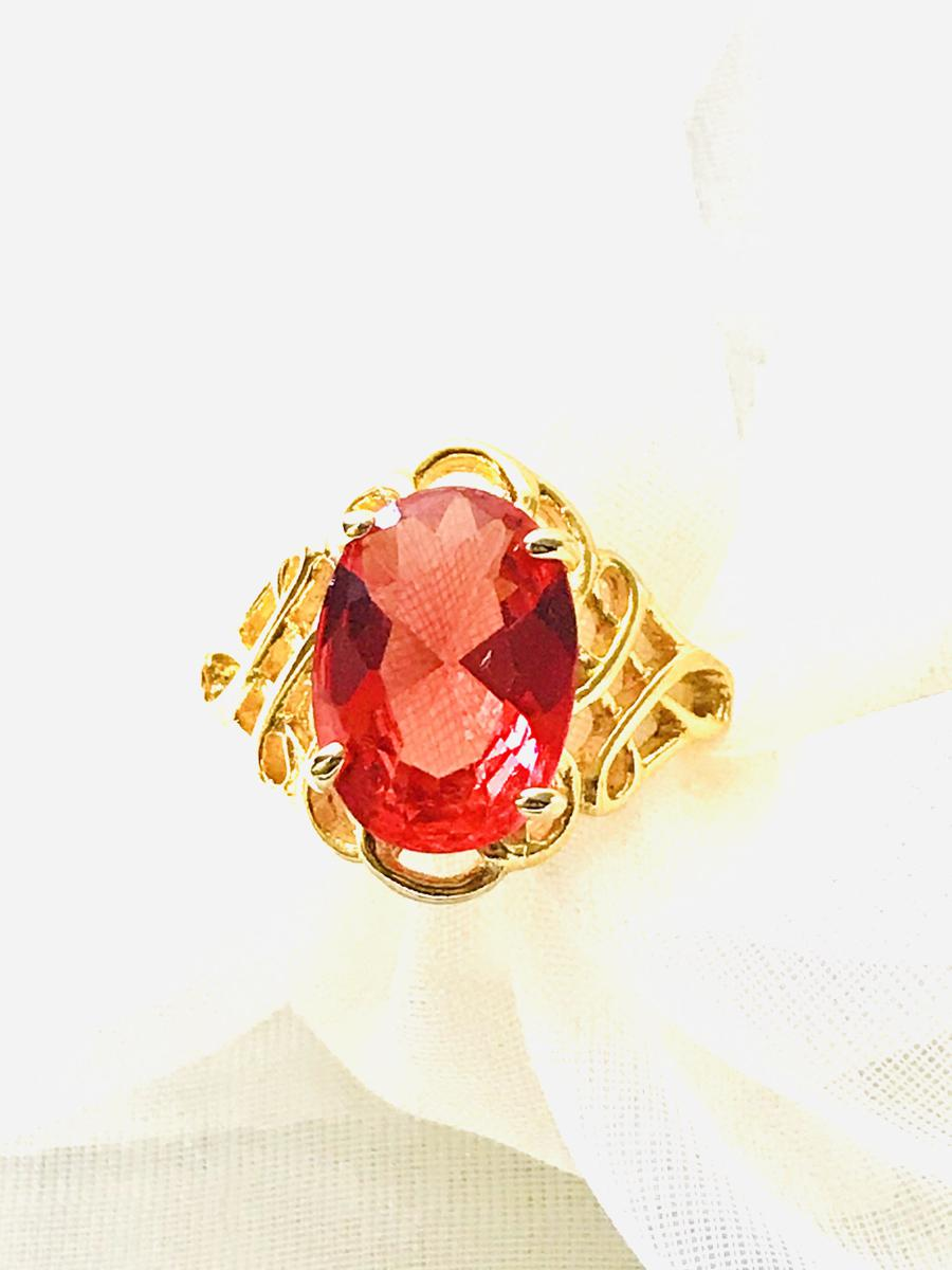 Vintage Rings, Statement Rings, 1980 Rings, Gift for Her