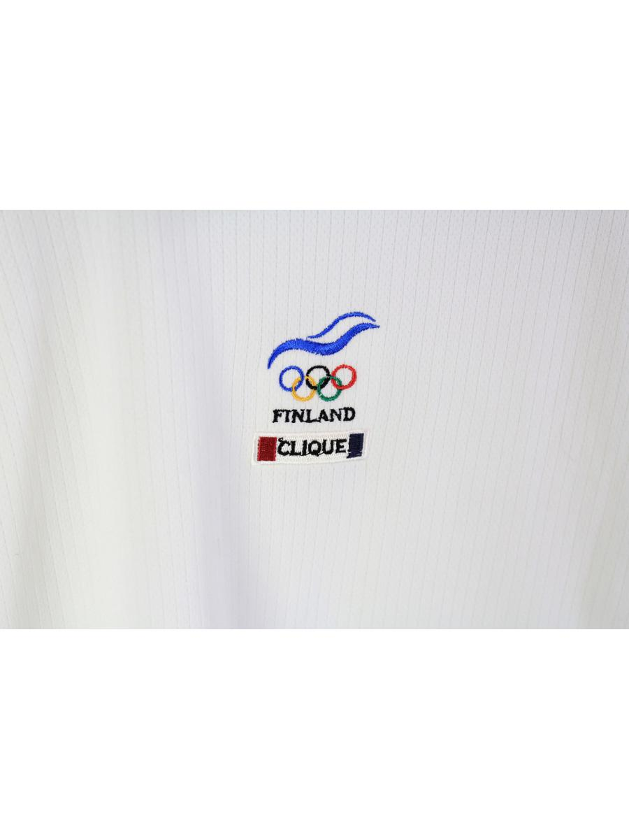 vintage FINLAND Clique Team Olympic Games Turtleneck Medium