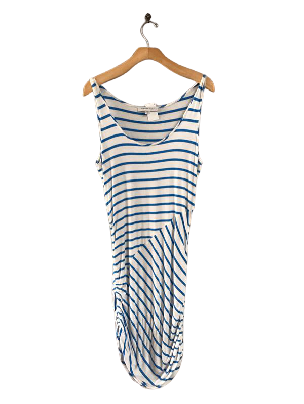 Ocean Stripe Amour Vert Dress