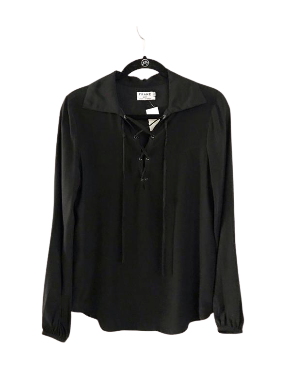 Frame Silk Shirt